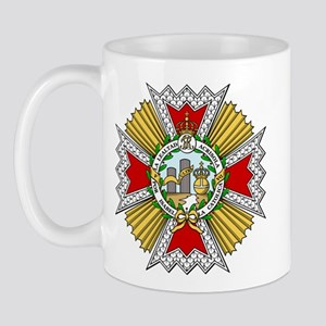 Isabel the Catholic (Spain) Mug